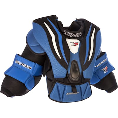 (Vaughn Velocity 7 XR Hockey Goalie Chest and Arm Protector - Junior)