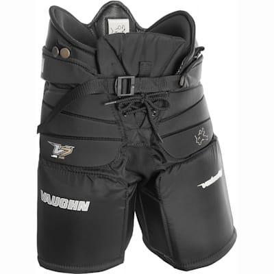 Black (Vaughn Velocity 7 XR Pro Goalie Pants - Junior)