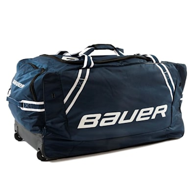 (Bauer 850 Wheeled Hockey Bag - Junior)