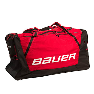 Red (Bauer 850 Hockey Carry Bag - Junior)