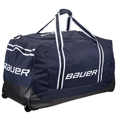(Bauer 650 Wheeled Hockey Bag - Junior)