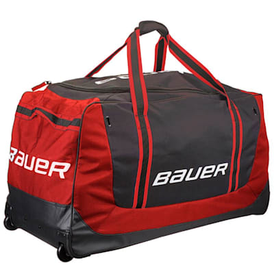 (Bauer 650 Wheeled Hockey Bag - Senior)