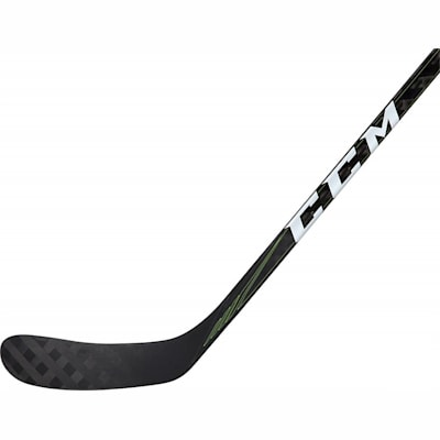 (CCM Ribcor Trigger ASY Grip Composite Hockey Stick - Intermediate)