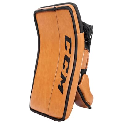 (CCM Retro Flex II Pro Goalie Blocker - Senior)