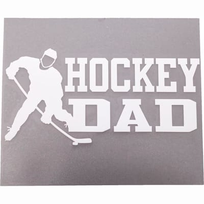 (Pro Guard Hockey Dad Sticker)