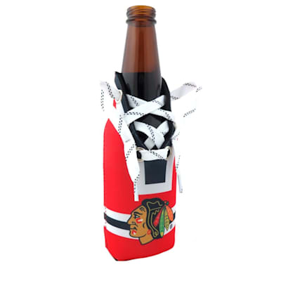 (NHL Neoprene Laces Bottle Cooler)