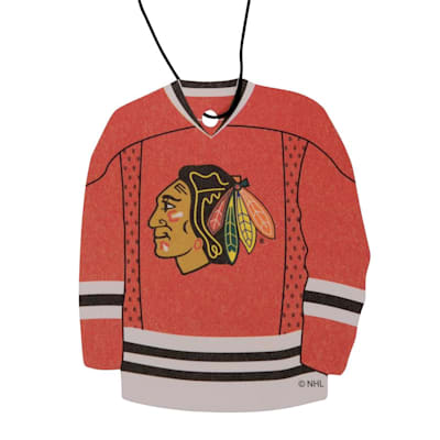 (NHL Team Jersey Air Freshener)