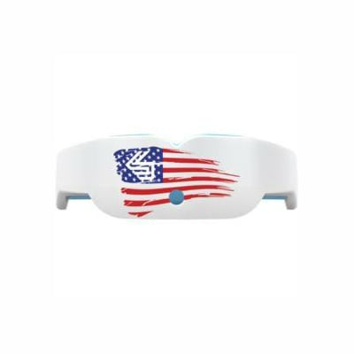 Shock Doctor Gel Nano Mouthguard US Flag (Gel Nano Mouth Guard - Flag - Junior)