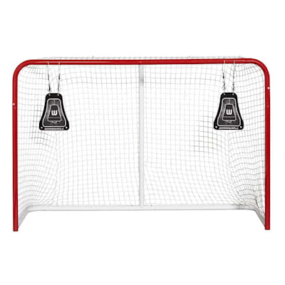 (Winnwell Metal Bell Hockey Shooting Target)