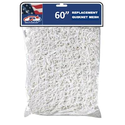 "(USA Hockey 60"" QuickNet Replacement Mesh)"