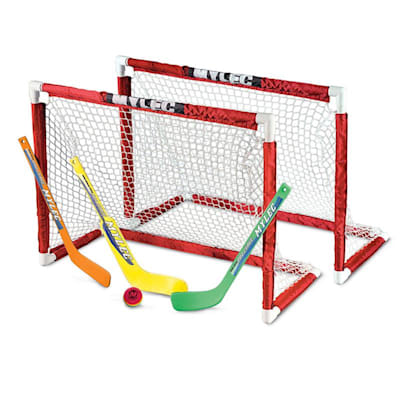 (Mylec Deluxe Mini Goal Set)