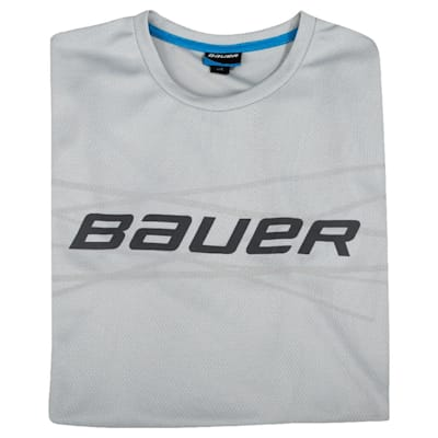 Bauer Athletic Accent SS Tee (Bauer Athletic Accent Short Sleeve Hockey Shirt - Mens)