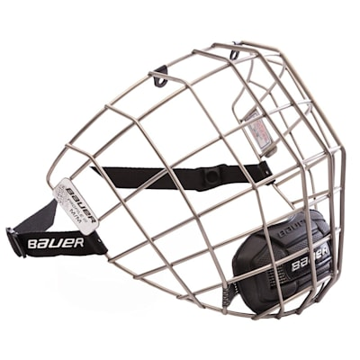 (Bauer Profile III Hockey Cage)