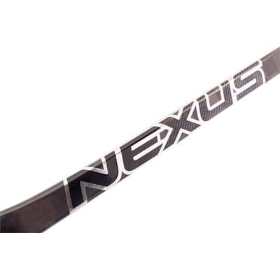(Bauer Nexus 1N Grip Hockey Stick - 2017 - Junior)