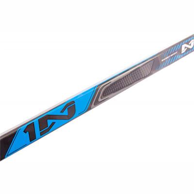 (Bauer Nexus 1N Grip Composite Hockey Stick - 2017 Model - Junior)