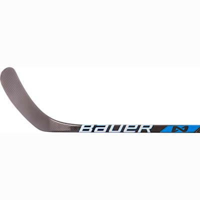 (Bauer Nexus N8000 Grip Hockey Stick - 2017 - Junior)