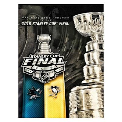 (16 Stanley Cup Finals Hockey Program)