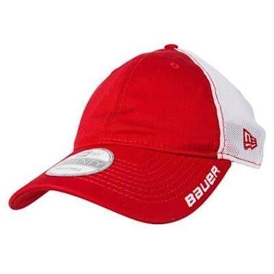 Bauer NE 9Twenty ADJ Meshback Hat (Bauer NE 9Twenty ADJ Meshback Hat - Adult)