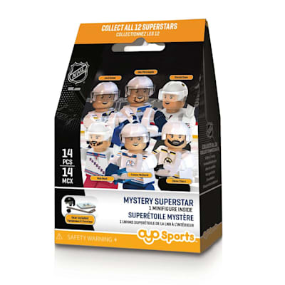 OYO Sports Superstar Mystery Pack (OYO Sports Superstar Mystery Pack Minifigure - Player)