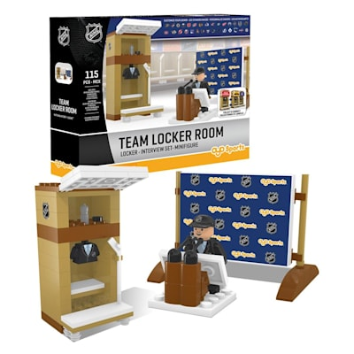 (OYO Sports Locker Room Minifigure - NHL Team)