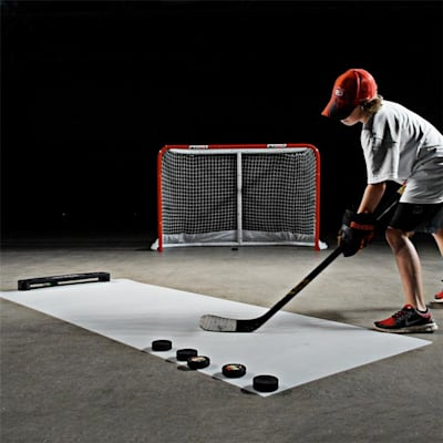 (HockeyShot Extreme Passing Kit Junior 3' x 8')