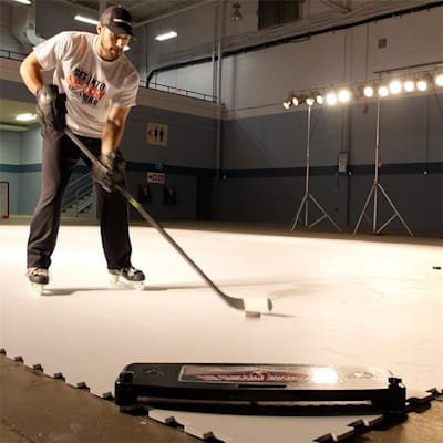 (HockeyShot Extreme Passer Clamp-On)