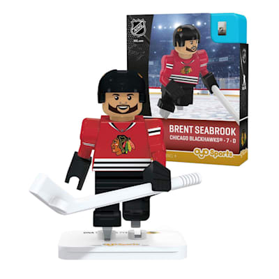(OYO Sports Duncan Keith G3 Minifigure - Chicago Blackhawks)