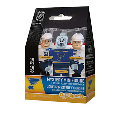 (OYO Sports St. Louis Blues G3 Player Mystery Pack)
