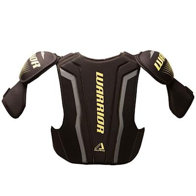Alpha QX4 Shoulder Pad - Back View (Warrior Alpha QX4 Hockey Shoulder Pads - Senior)