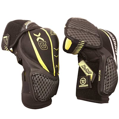 Alpha QX Elbow Pad - Deault View (Warrior Alpha QX Hockey Elbow Pad - Senior)