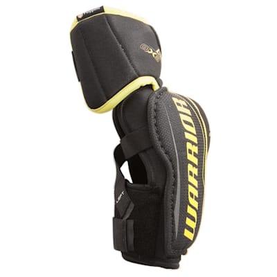 Alpha QX3 Elbow Pad - Right View (Warrior Alpha QX3 Hockey Elbow Pads - Junior)