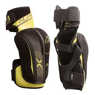 Alpha QX5 Elbow Pad - Default View (Warrior Alpha QX5 Hockey Elbow Pads - Junior)