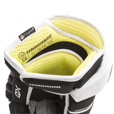 Liner View (Warrior Alpha QX Ice Hockey Gloves - Senior)