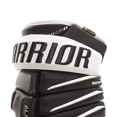 Cuff View (Warrior Alpha QX Ice Hockey Gloves - Senior)