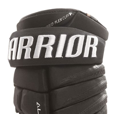 Alpha QX Pro Glove - Cuff View (Warrior Alpha QX Pro Hockey Gloves - Senior)