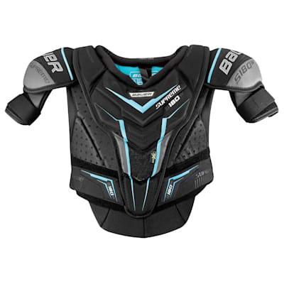 stock (Bauer Supreme S180 Womens Hockey Shoulder Pads - 2017 - Womens)