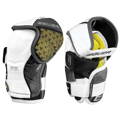 stock (Bauer Supreme S170 Hockey Elbow Pads - 2017 - Junior)