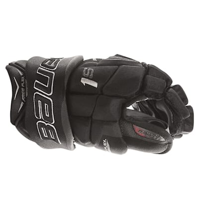 Side View (Bauer Supreme 1S Hockey Gloves - 2017 - Junior)