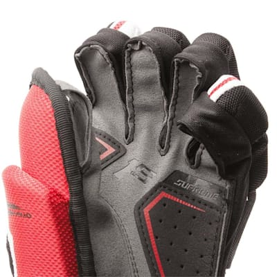 Palm View (Bauer Supreme 1S Hockey Gloves - 2017 - Youth)