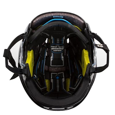 Inside (Bauer Re-Akt 200 Hockey Helmet)