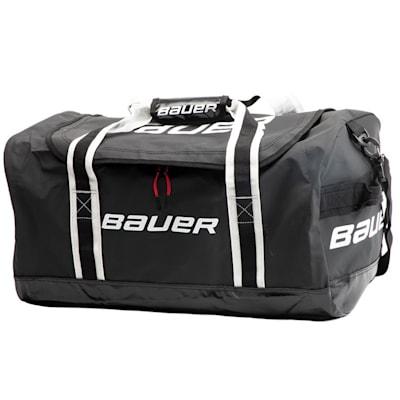 Black (Bauer Vapor Pro Hockey Duffle Bag)