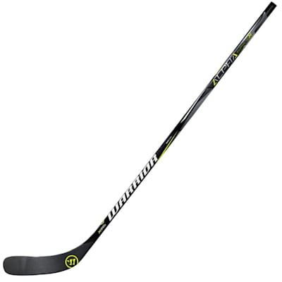 Alpha QX Composite Stick - 20 Flex (Warrior Alpha QX Composite Hockey Stick - Tyke)