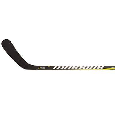 Blade View (Warrior Alpha QX Grip Composite Hockey Stick - Senior)