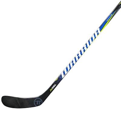 Alpha QX Pro Grip Comp Stick (Warrior Alpha QX Pro Grip Composite Hockey Stick - Junior)