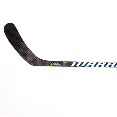 Inside Blade (Warrior Alpha QX Pro Grip Composite Hockey Stick - Junior)