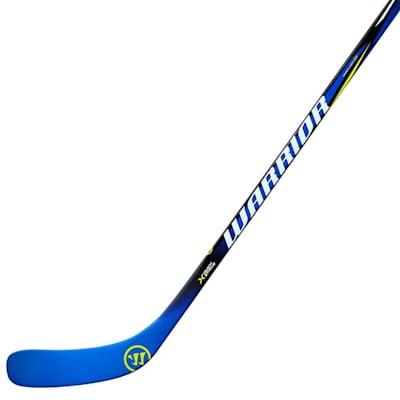 Outside Blade (Warrior Alpha QX3 Grip Composite Hockey Stick - Junior)