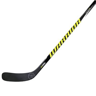 Alpha QX4 Grip Comp Stick (Warrior Alpha QX4 Grip Composite Hockey Stick - Senior)
