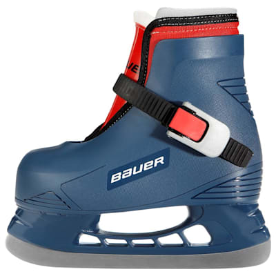 (Bauer Lil Champ Ice Hockey Skates - Youth)