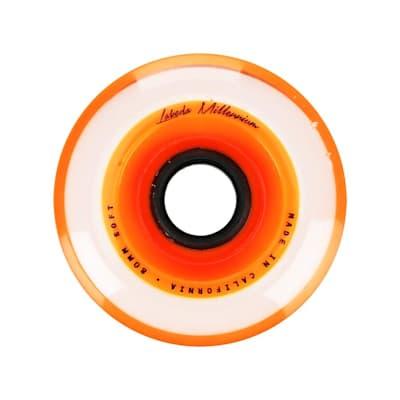 (Labeda Millennium Signature Inline Hockey Wheel - Orange)