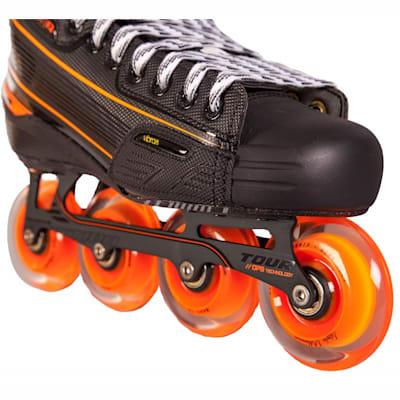 (Tour Code 2 Inline Hockey Skates - Junior)